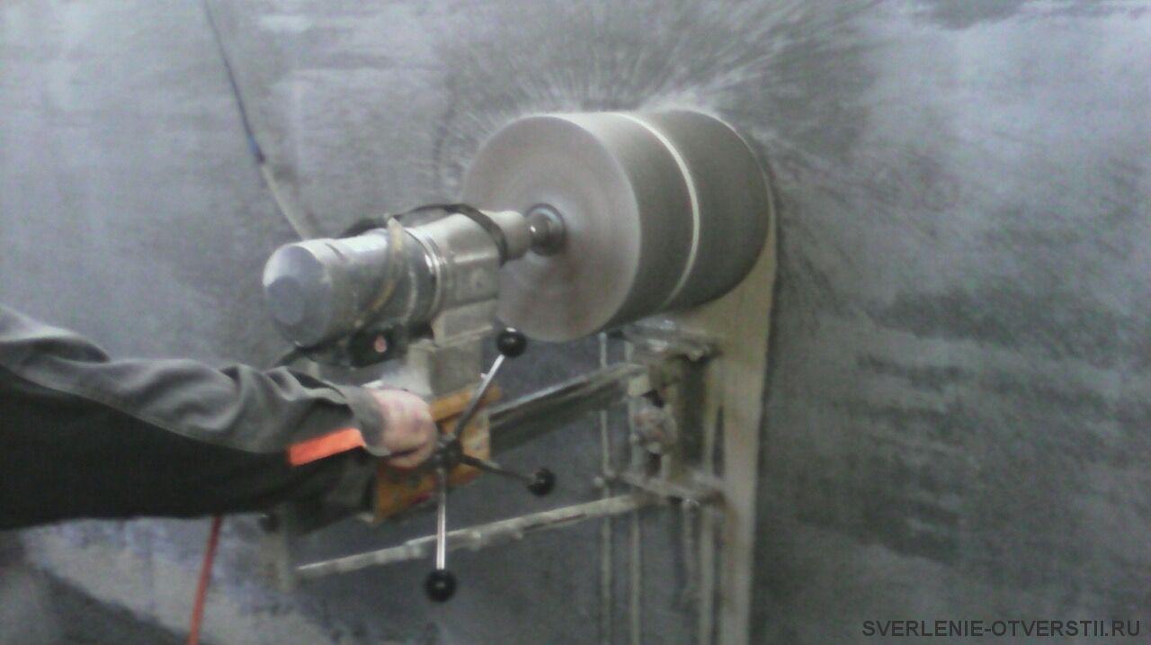 Алмазная сверление бетона москва цена блоки из керамзитобетона купить минск